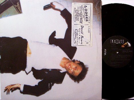 Bowie, David - Lodger - Vinyl LP Record - Rock