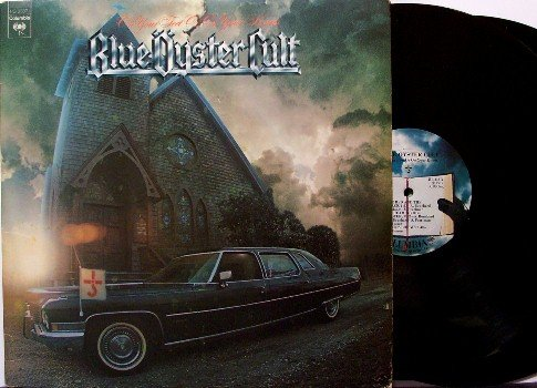 Blue Oyster Cult - On Your Feet Or On Your Knees - Vinyl 2 LP Record Set - Rock