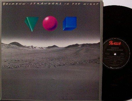 Baumann - Strangers In The Night - Vinyl LP Record - Rock
