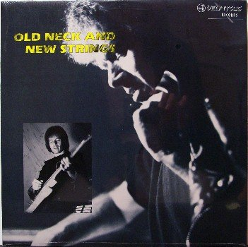 Allan, Davie - Old Neck & New Strings - Sealed Vinyl LP Record - Rock