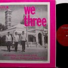 We Three - Bermuda Souvenir Vinyl LP Record - Calypso - Hubert Smith - Odd Unusual