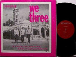 We Three - Bermuda Souvenir Vinyl LP Record - Calypso - Hubert Smith - Odd Unusual