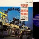 Vienna City Of Dreams - Vinyl LP Record - Ferris Wheel cover - Anton Karas - Zither - France World