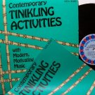 Tinikling Dance Instruction - Vinyl LP Record and Book - Odd Unusual