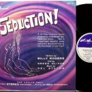 Seduction - Vinyl LP Record - Great cover - Del Staton Music - Odd Unusual Cheesecake