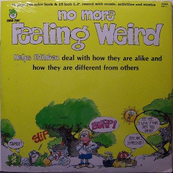 No More Feeling Weird - Sealed Vinyl LP Record - Children Kids