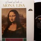 Mona Lisa - Musical Moods - Vinyl LP Record - Mono - Mood Music - Odd Unusual