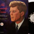 Kennedy Dream - Vinyl LP Record - Mono Impulse Jazz White Label Promo - JFK - Odd Unusual