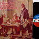 History Of The American Revolution - Tennessee Bicentennial - Vinyl LP Record - Odd Unusual