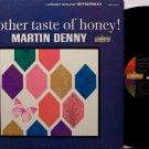 Denny, Martin - Another Taste Of Honey - Vinyl LP Record - Cheesecake Exotic Odd Unusual