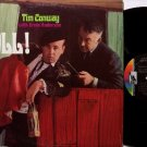 Conway, Tim with Ernie Anderson - Bull - Vinyl LP Record - Comedy Odd Unusual