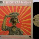 Boult, Sir Adam - Colonel Bogey - Vinyl LP Record - Military Marching