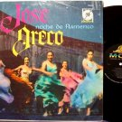 Greco, Jose - Noche De Flamenco - Vinyl LP Record - Great Sexy Cover - Weird Unusual