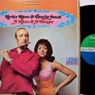Mann, Herbie & Tamiko Jones - A Mann & A Woman - Vinyl LP Record - Jazz