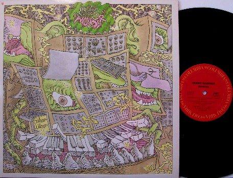 Hancock, Herbie - Monster - Vinyl LP Record - Gahan Wilson artwork on cover - Jazz
