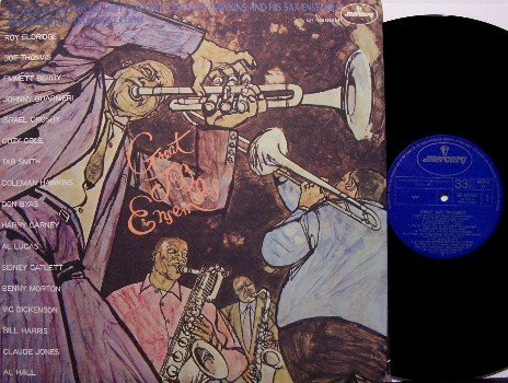 Great Jazz Ensembles - Vinyl LP Record - Japan Pressing