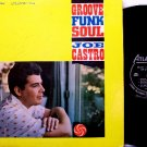 Castro, Joe - Groove Funk Soul - Vinyl LP Record - Atlantic Mono - Jazz