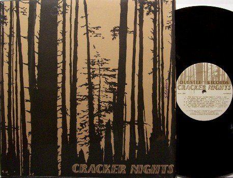 Thomas, Frank & Ann - Cracker Nights - Vinyl LP Record - Southern Culture Folk