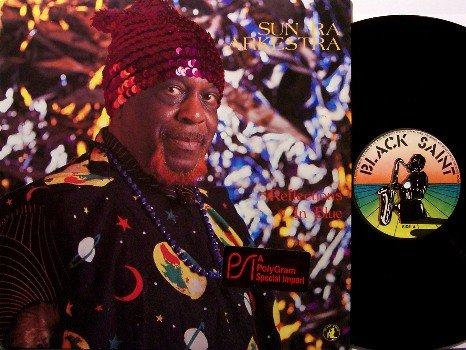Sun Ra & His Arkestra - Reflections In Blue - Vinyl LP Record - Italian Pressing - Cosmic Free Jazz