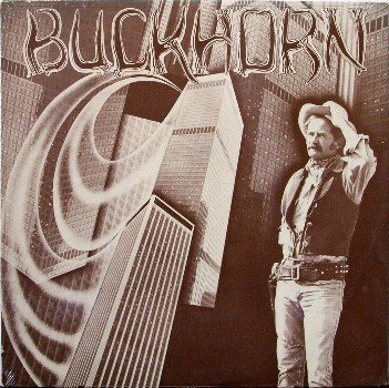 Buckhorn - Sealed Vinyl LP Record - Rodeo Cowboy - Private Label - Odd Unusual Country