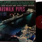 Elmore, Robert - Boardwalk Pipes - Vinyl LP Record - Beautiful Amusement Park Cover - Weird Unusual