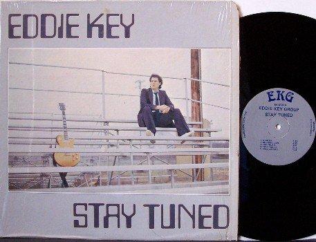 Key, Eddie - Stay Tuned - Vinyl LP Record - Rock