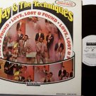 Jay & The Techniques - Love Lost & Found - Vinyl LP Record - White Label Promo - Mono - R&B Soul