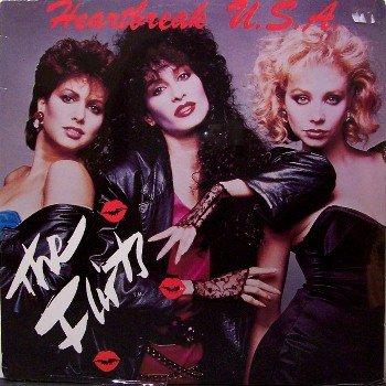 Flirts, The - Heartbreak USA - Sealed Vinyl LP Record - Rock