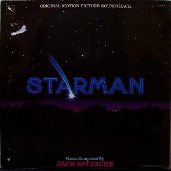 Starman - Soundtrack - Sealed Vinyl LP Record - Jack Nitzsche - Star Man - OST