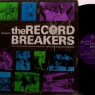 Spalding Presents The Record Breakers - Vinyl LP - Narrated By Phil Rizzuto - Sports