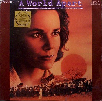 World Apart, A - Soundtrack - Sealed Vinyl LP Record - Hans Zimmer - OST