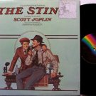 Sting, The - Soundtrack - Vinyl LP Record - Shrink Wrap - Scott Joplin / Marvin Hamlisch - OST