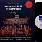 Stephen Foster Story - Soundtrack / Cast Recording - Vinyl LP Record - Private Label - OST