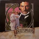 Bostonians, The - Soundtrack - Sealed Vinyl LP Record - Music by Richard Robbins - OST