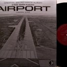 Airport - Soundtrack - Vinyl LP Record - Music by Alfred Newman - OST