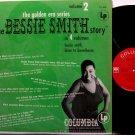 Smith, Bessie - The Golden Era Series Volume 2 - Vinyl LP Record - Blues - Mono