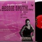 Smith, Bessie - The Golden Era Series Volume 1 - Vinyl LP Record - Blues - Mono - Columbia 6 Eye