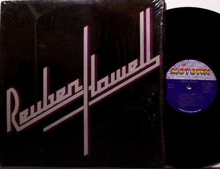 Reuben Howell - Self Titled - Vinyl LP Record - In Shrink Wrap - Strings Horns Motown R&B Soul