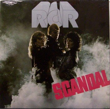 R C R - Scandal - Sealed Vinyl LP Record - rcr - 1980 R&B