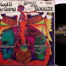 Kool & The Gang - Spirit Of The Boogie - Vinyl LP Record - R&B Soul Funk