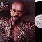 Hutson, Leroy - Unforgettable - White Label Promo - Vinyl LP Record - R&B Soul