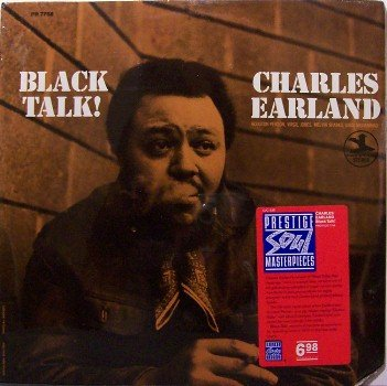 Earland, Charles - Black Talk - Sealed Vinyl LP Record - R&B Soul Jazz