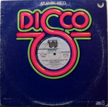 "Detriot Emeralds - 12"" Vinyl Disco Single - 1978 - R&B Soul Disco"