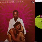 Cloud, Bruce - California Soul - Vinyl LP Record - 1st Pressing - R&B Soul