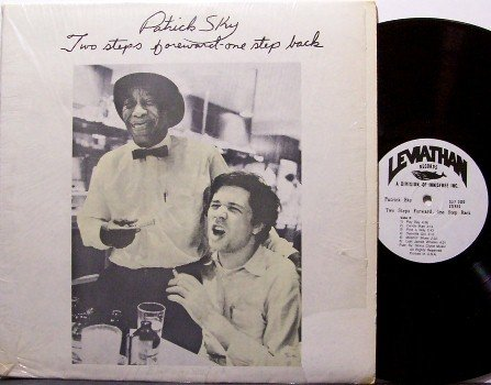 Sky, Patrick - Two Steps Forward One Step Back - Vinyl LP Record - Folk