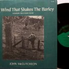 McCutcheon, John - Wind That Shakes The Barley - Vinyl LP Record - Appalachian Dulcimer - Folk