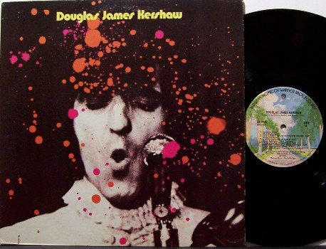 Kershaw, Doug - Douglas James Kershaw - Vinyl LP Record - Cajun Folk