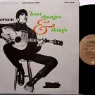 Anderson, Eric - 'Bout Changes & Things - Vinyl LP Record - 1966 - Folk