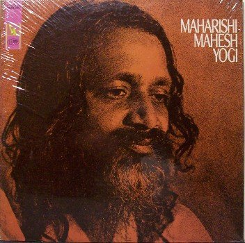 Yogi, Maharishi Mahesh - The Beatles Spiritual Teacher - Sealed Vinyl LP Record - Weird Unusual
