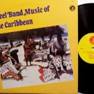 Steel Band Music Of The Caribbean - Vinyl LP Record - Kettle Drum - Odd Unusual